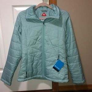 Women's Columbia Omni-Heat jacket